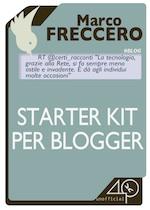 copertina starter kit per blogger