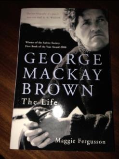 copertina biografia george mackay brown