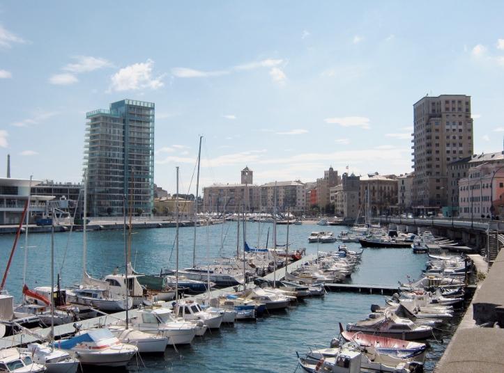 savona panorama porto