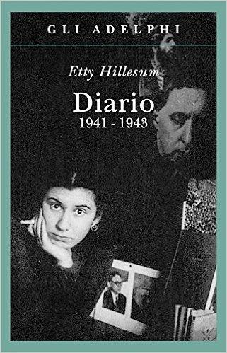 copertina diario etty hillesum