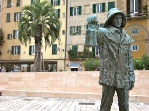 savona - monumento marinaio