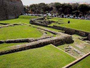 savona area archeologica priamar
