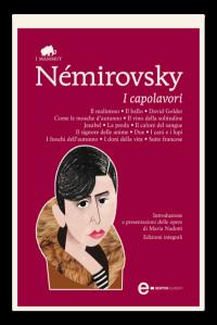 copertina capolavori némirovsky