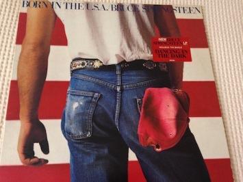 copertina album born in the usa