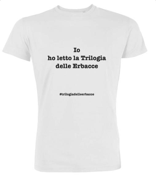 maglietta trilogia delle erbacce