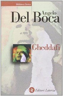 copertina libro gheddafi
