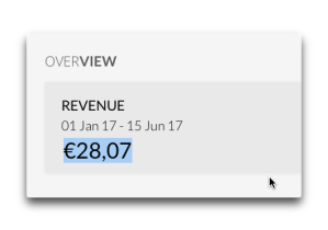 totale revenue
