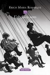 copertina romanzo l'obelisco nero