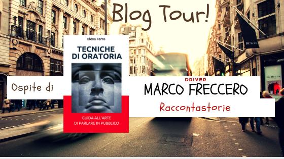 marco freccero blog tour