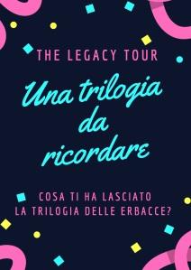 Senza fine e senza requie: The Legacy Tour arriva a Napoli!