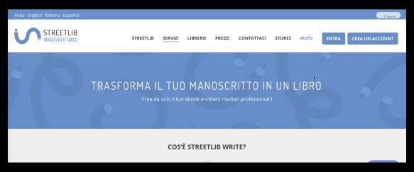 streetlib write