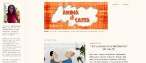 home page sito animadicarta
